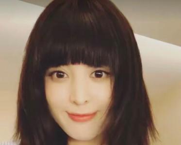 古力娜扎刘海发型 网友称是靠颜值撑起来的