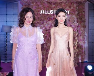 JILLSTUART ThinkVPink派对传递粉色少女心