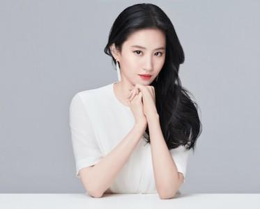 刘亦菲成为SHISEIDO资生堂品牌全球代言人