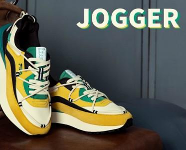 复古正当时 FILA FUSION重塑JOGGER DX跑鞋