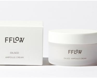 用FFLOW弗罗尔精油水舒缓保湿面霜开启活力人生