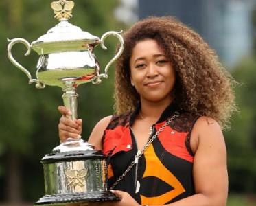 路易威登品牌大使大阪直美奪得2021澳網冠軍