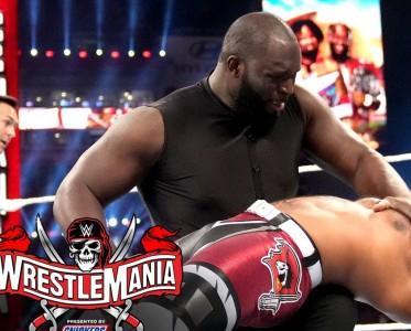 WWE摔跤狂熱大賽37第1日 明日組合的終結