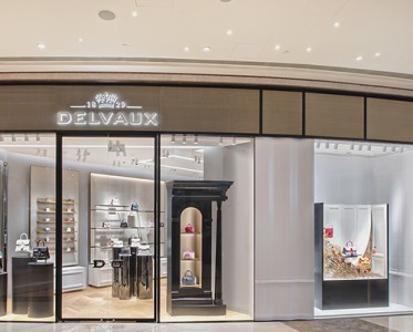Delvaux精品店澳门时尚汇购物中心店重新启幕