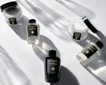 帕尔玛之水格调身体护理系列产品全新上市