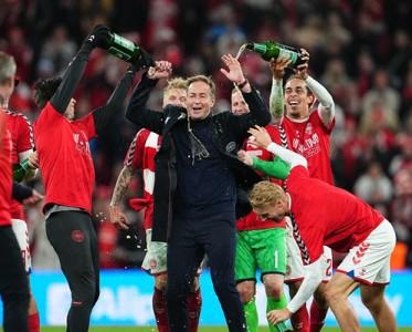 强势晋级!丹麦8连胜+0失球闯入世界杯