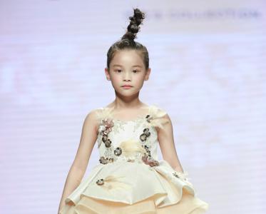 CHIVCHILD儿童礼服2017AW上海时装周