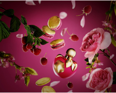 散发芬芳的金苹果 我们都轻易爱上它<br>NINA红帽公主香水(La Tentation de Nina)香水测评