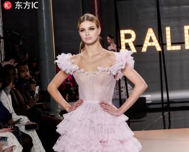 2019春夏巴黎高定周Ralph & Russo