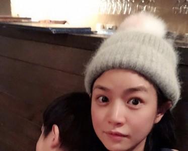 陈妍希被吐槽发胖 幸福肥不可以吗?