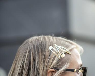 你小时候爱戴的发夹 现在又时髦回来了!