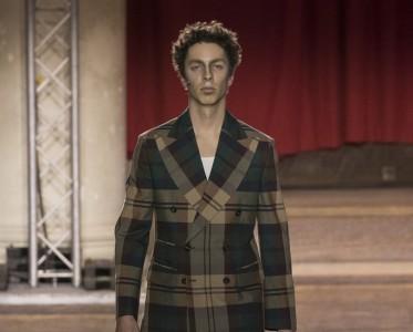 2019秋冬伦敦时装周Vivienne Westwood秀