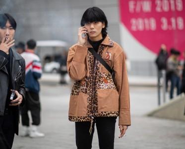 首尔时装周也是潮爆了!快看看大家怎么穿