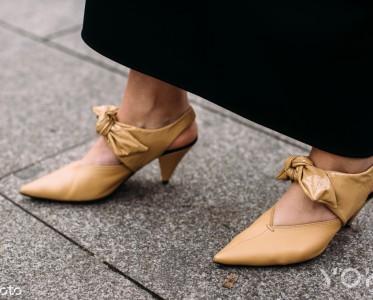 穆勒鞋成春天美貌担当!这些新款穿上就不想脱了