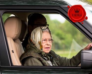 王室�L�:�o�C�{�70多年↓的英女王 要放�M����_�?