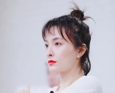 36岁的吴昕看起来像二十几岁 她的素颜肌也是绝了