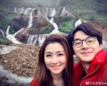 张轩睿Selina在一起了 甜甜的减龄妆超适合姐弟恋