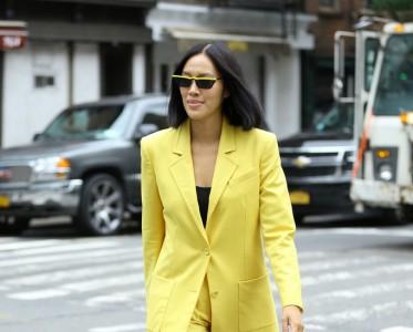 """一不小心穿成了""""柠檬精""""!夏日最爱明媚的亮黄色"""