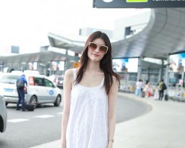 高個子姑娘夏季穿搭指南 還得看何穗