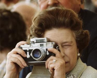 """王室成员:英王室藏了多少""""金牌摄影师""""?"""