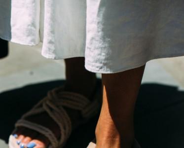 一双草编鞋拯救你的夏天 时髦清凉快get起来!