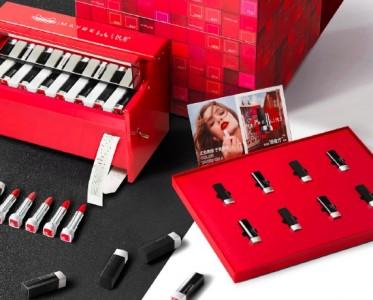 美宝莲黑魔方口红钢琴也太酷了叭!