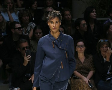 2020春夏米兰时装周 Giorgio Armani 秀