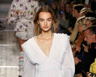 2020春夏巴黎时装周 Isabel Marant 秀