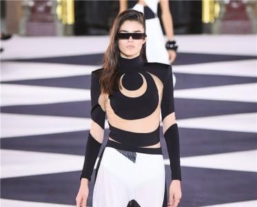 2020春夏巴黎时装周 Balmain 秀