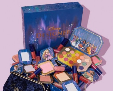 colourpop X Disney公主午夜联名彩妆,目测又是来抢钱的节奏!