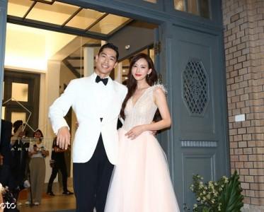 林志玲黑泽良平大婚,高颜值好身段礼服超仙美