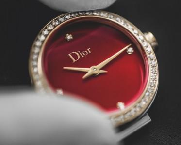 Dior Satine高级腕表 演绎经久不衰的艺术美感