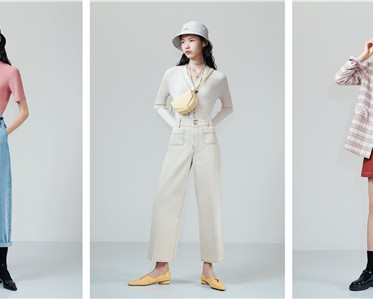 PEACEBIRD WOMEN 2020春季系列与你探索未知