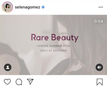 Selena Gomez个人美妆品牌Rare Beauty官宣,欧美女歌手的归宿似乎都...