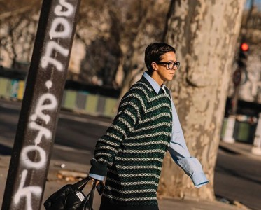 种草时髦的条纹上衣,不仅经典还很百搭!