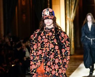 2020秋冬巴黎时装周 Vivienne Westwood 秀