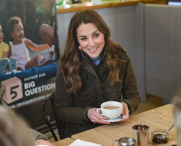 王室風云:英王室中的茶文化,女王戴妃茶不離口