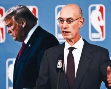 特朗普抨擊NBA球員罷賽行為 :NBA變得像一個政治組織