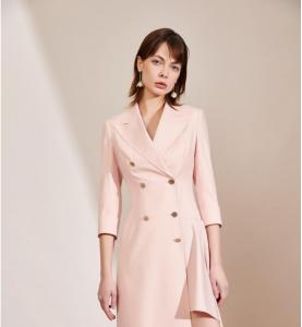 西装变身时尚单品 Ladys Elite女装让你轻松变身时髦精
