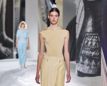 2021春夏巴黎时装周 Hermes 秀