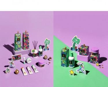 2020悦诗风吟圣诞艺术家合作限量版产品全新上市