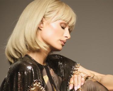 Paris Hilton 傾情演繹 LANVIN 2021 春夏系列廣告大片