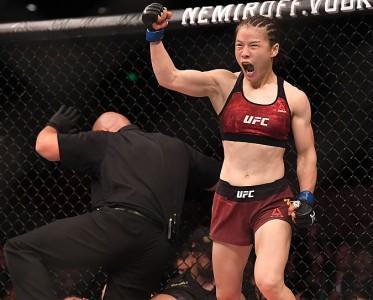 UFC261倒計時:張偉麗vs羅斯 上集
