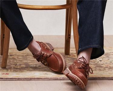 Timberland 经典手工缝制船鞋 2021春夏全新进化