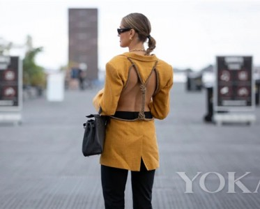 不懂就问,为什么「露肤度」越高的西装越抢手?