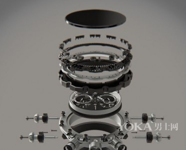 一枚手表是怎样炼成的? 我们拆开给你看