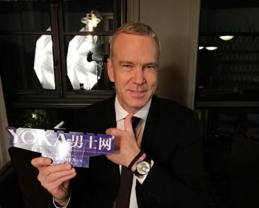 腕间的巧克力风潮 专访瑞士雷达表全球CEO