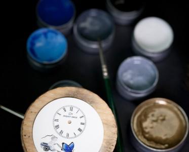 微绘珐琅腕表怎么做 探秘雅克德罗艺术工坊