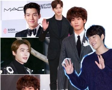 韩国男模全胜时代 苗条身材引关注