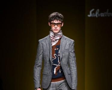 Ferragamo 塑造摩登精英男性的神秘特质